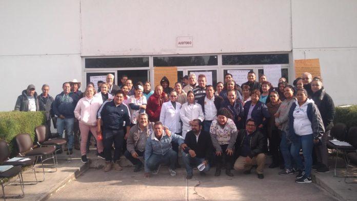 Trabajadores del OPD, Servicios de Salud Jalisco realizaron paros ante falta de pagos (Jalisco)