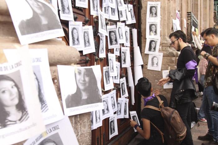 A la semana 10 mujeres reportadas desaparecidas en Michoacán; no se sabe nada del 25% de ellas