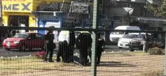 POLICÍAS DEL ESTADO DE MÉXICO GOLPEAN A DOS REPORTEROS