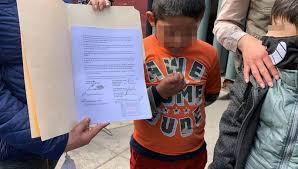 Tras protesta de padres de niños con cáncer, logran acuerdo firmado para evitar  escasez de medicinas (Ciudad de México)