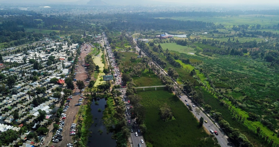 Vecinos lanzan un SOS: alertan que Gobierno construirá puente en Área Protegida de Xochimilco (Ciudad de México)