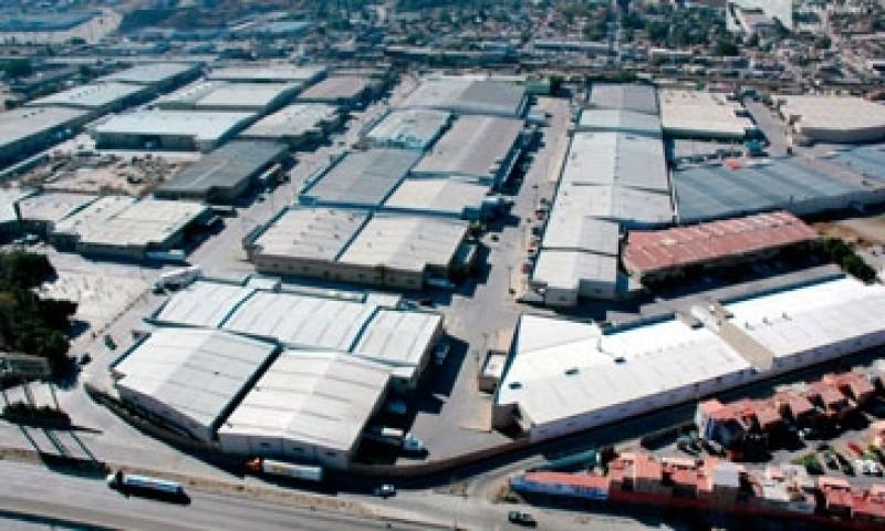 La rueda de explotación en la industria de almacenes en la Zona Metropolitana del Valle de México