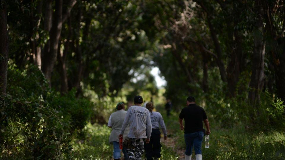 «Si el comisionado de búsqueda no está dando resultados, que renuncie», Sabuesos Guerreras (Sinaloa)
