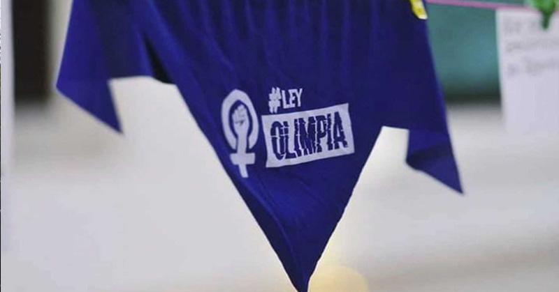 URGE SE APRUEBE LEY 'OLIMPIA' EN TAMAULIPAS
