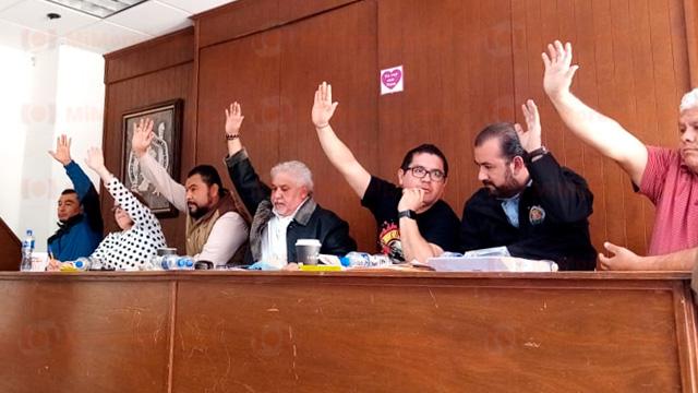 SUEUM tomará oficinas administrativas de la UMSNH el jueves  (Michoacán)