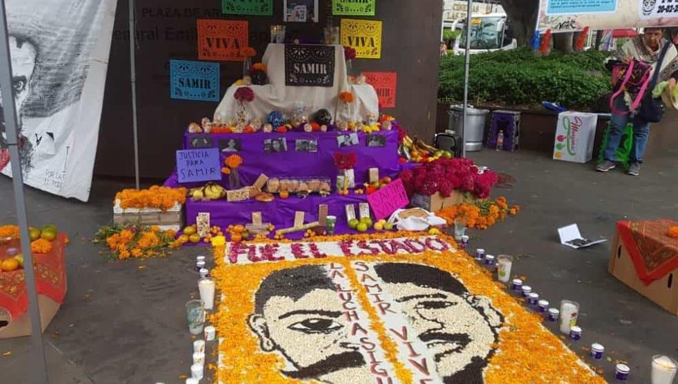 Samir, a nueve meses de su asesinato no hay un solo detenido (Morelos)