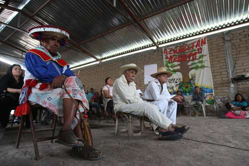 Respalda el CNI a indígenas de Jalisco acosados por caciques