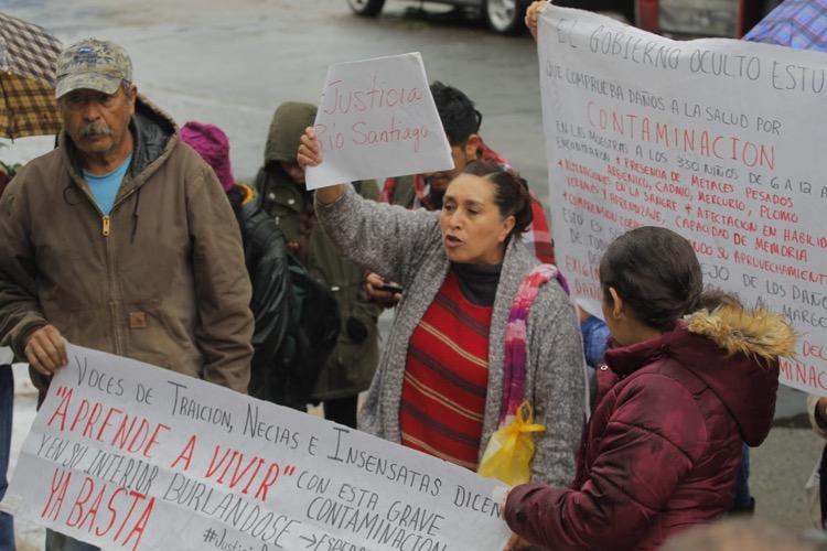 Nos despojaron del río; ahora hay cáncer: activista (Jalisco)