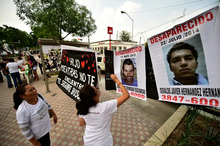 Desaparecidas, 8 mil 735 personas en Jalisco