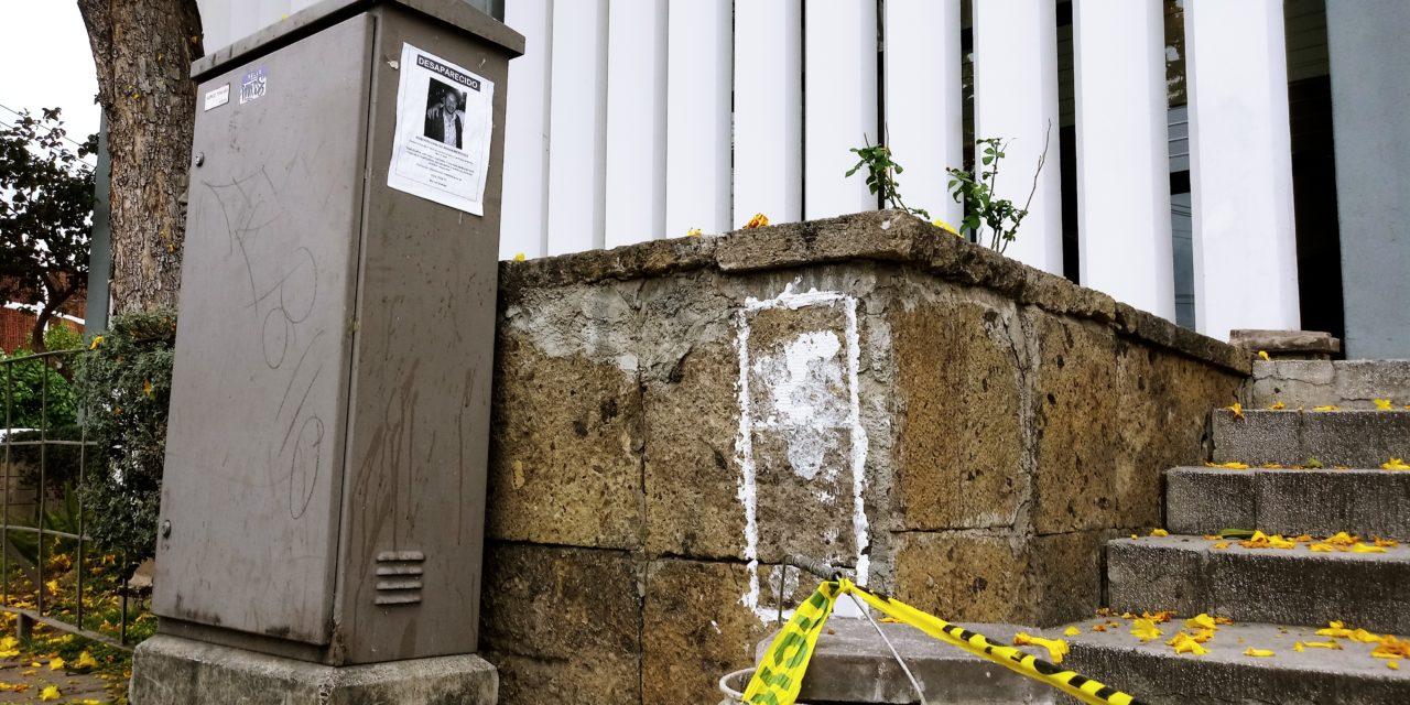 Exigen restitución de memorial de joven migrante desaparecido en Jalisco y disculpa pública