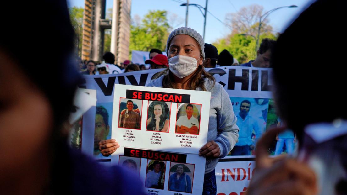 Familiares de desaparecidos en México organizan una brigada nacional de búsqueda (Veracruz)