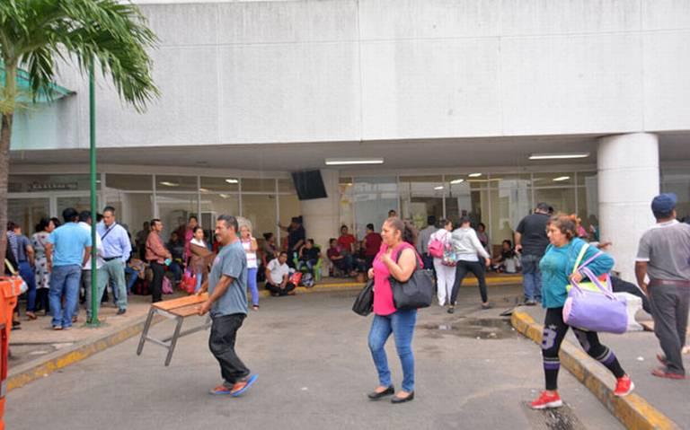 Faltan a Salud 1000 mdp para medicinas (Tabasco)