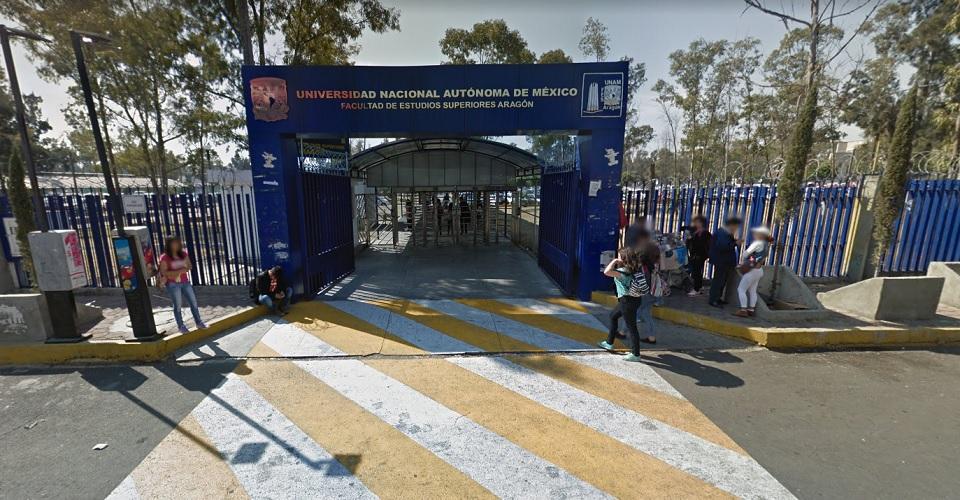 Amenaza de bomba contra colectiva feminista provoca desalojo de la FES Aragón (Ciudad de México)