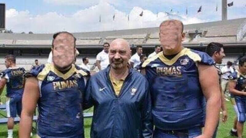 Autoridades de la FES Acatlán mandan a jugadores de americano a golpear estudiantes (Estado de México)