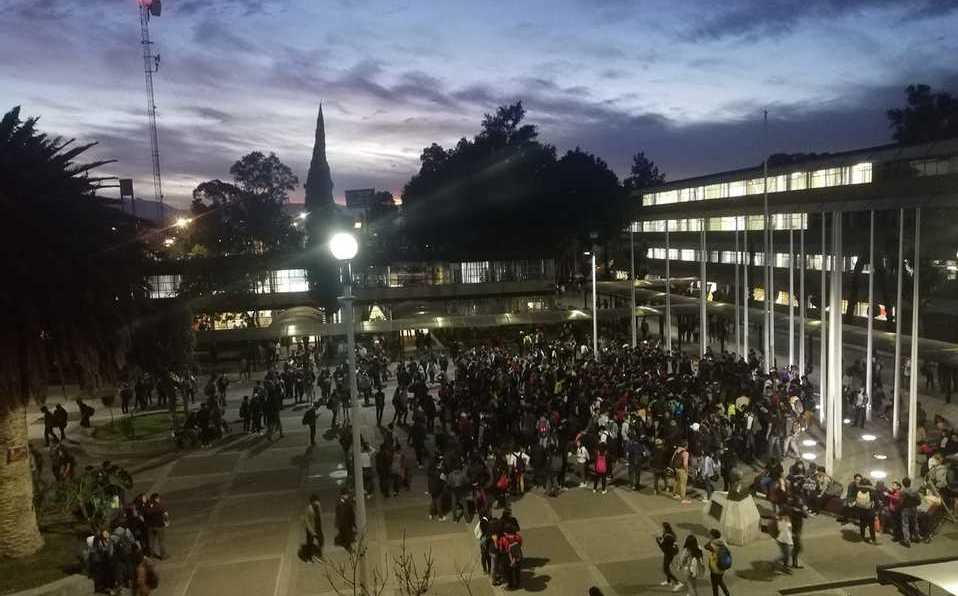 CECyT 7 del IPN analiza realizar paro indefinido (Ciudad de México)