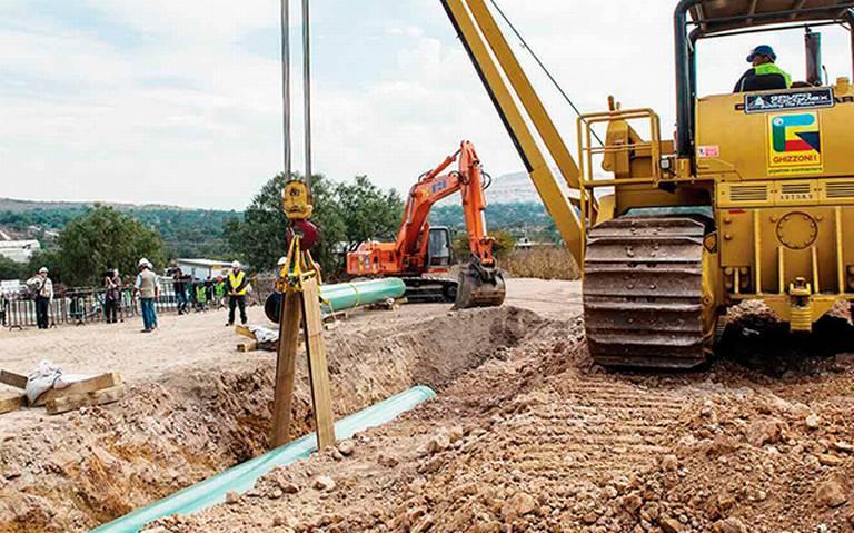 Proponen construir un nuevo gasoducto entre Puebla y Tlaxcala