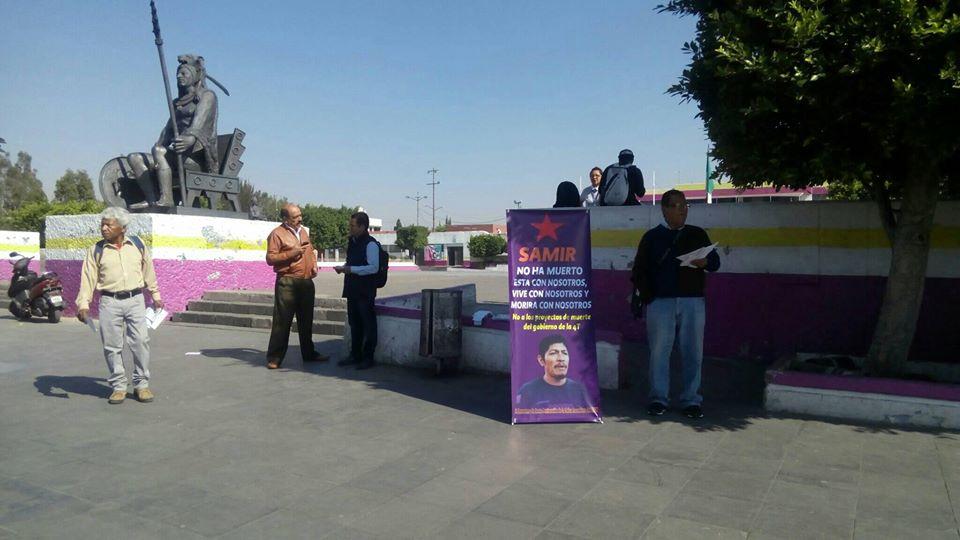 JORNADA SAMIR SOMOS TODAS Y TODOS EN NEZA (Estado de México)