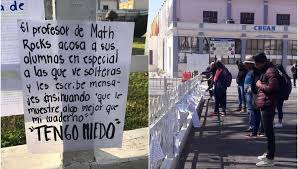 """""""Me violaron dentro de la Universidad"""", así han denunciado acoso en Chapingo (Estado de México)"""