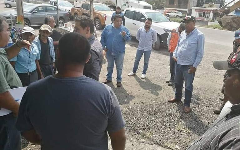 Padecen escasez de agua por gasoducto en Yecapixtla (Morelos)