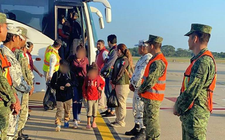 Operativos migratorios separan a niños de sus padres