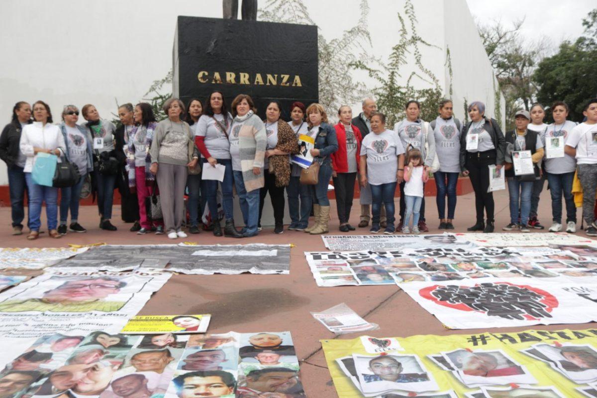 """Familiares de desaparecidos dicen: no a formar parte de """"memorial"""" de la CEDHJ (Jalisco)"""