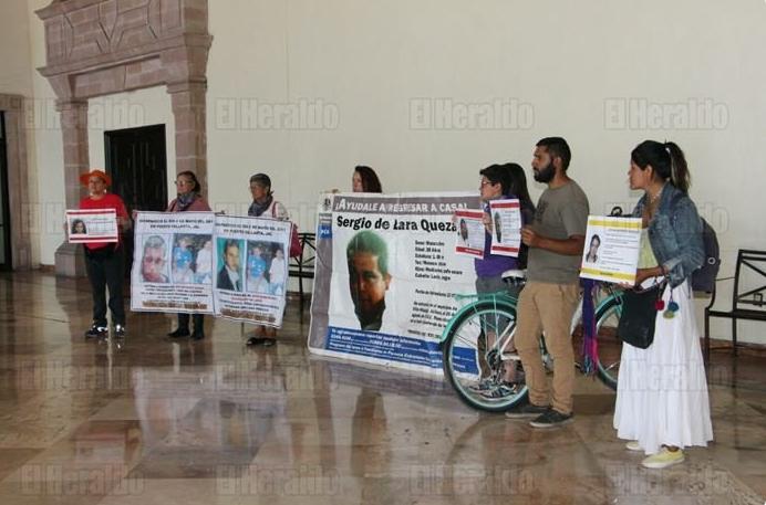 Hubo 3 denuncias diarias de desaparición en Aguascalientes el año pasado