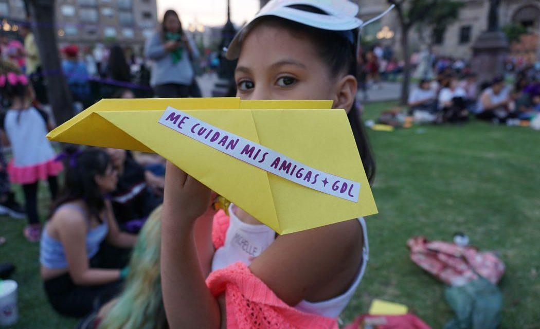 """""""La única opción somos nosotras"""": la sororidad en medio de la barbarie feminicida (Jalisco)"""