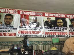Van por la destitución de comisionado de búsqueda de desaparecidos (Sinaloa)