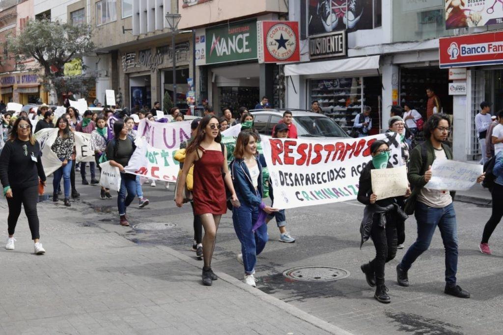 Universitarios exigen seguridad; acusan hostigamiento de UAEH (Hidalgo)