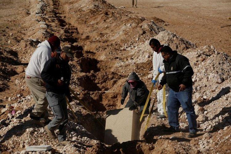 Mexicanos lanzan búsqueda masiva de desaparecidos en Veracruz, foco de la tragedia