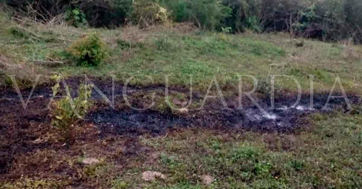 No para la contaminación de Pemex en Escolín de Papantla  (Veracruz)