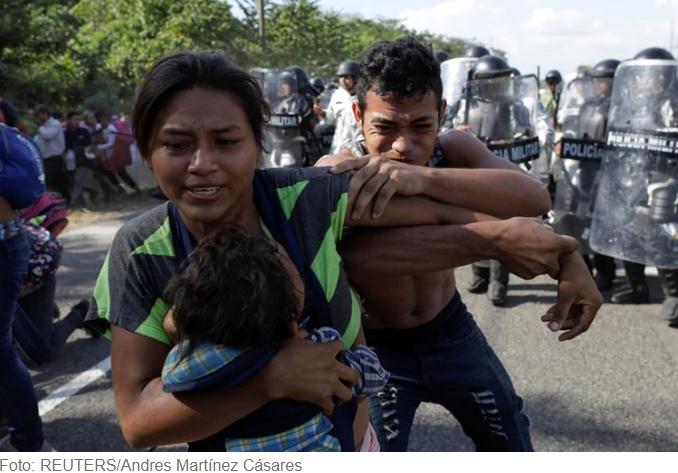 Secuestros y extorsiones del narco: el drama de los migrantes centroamericanos en Tamaulipas