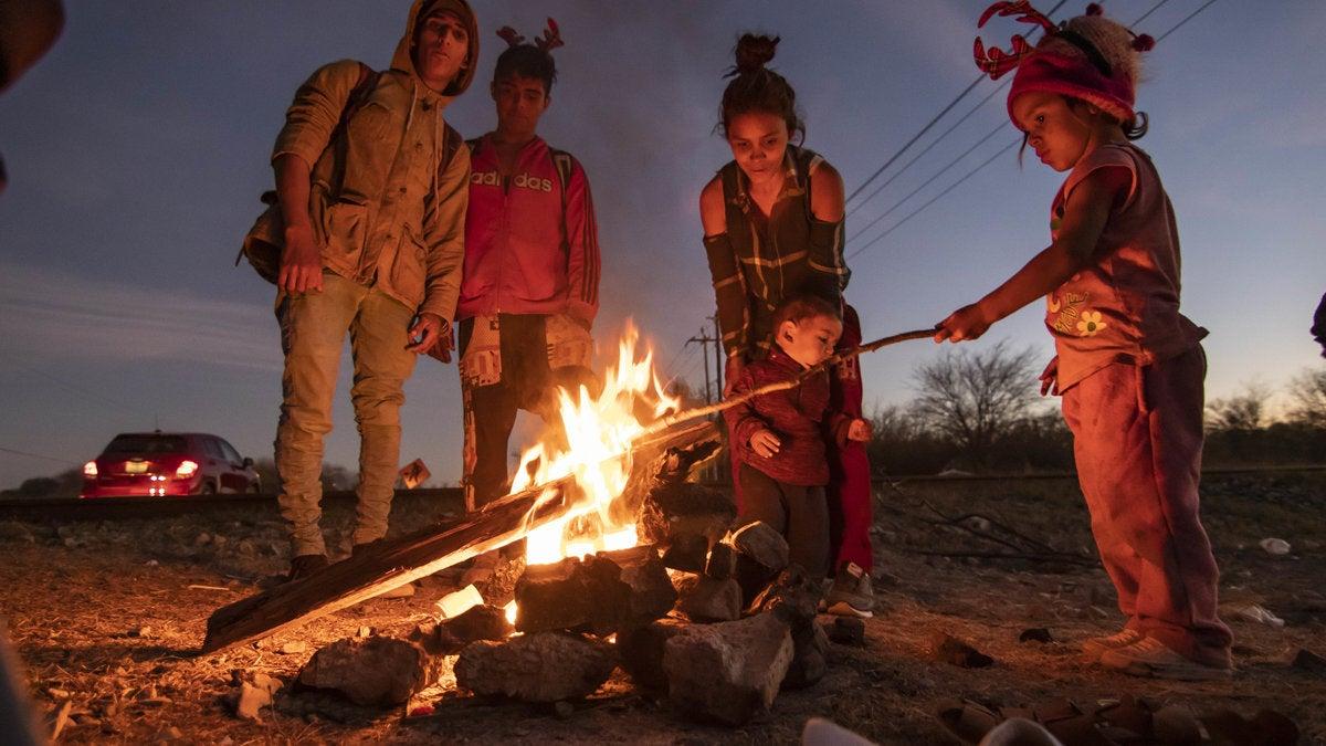 Migrantes, los peregrinos del nuevo milenio