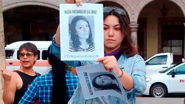 Aumenta 41% cifra de personas desaparecidas en el último año, en Michoacán