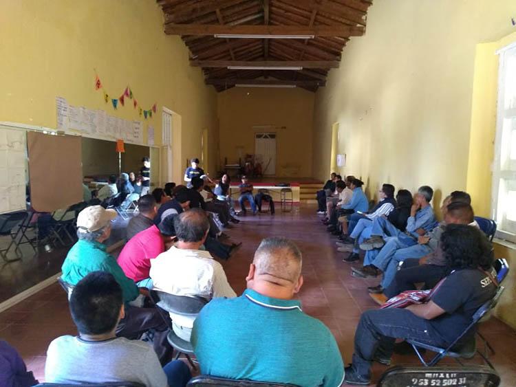 Integran Frente Regional en Defensa de la Mixteca contra lo proyectos mineros (Oaxaca y Puebla)