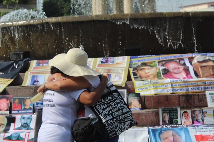 Brigada Nacional de Búsqueda llega a Jalisco