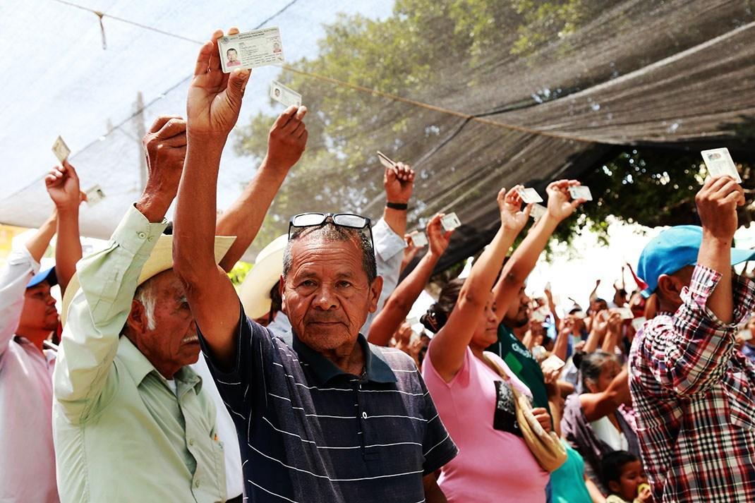 Una vez más ganó la organización, dignidad y resistencia del pueblo indígena de Amilcingo, Morelos