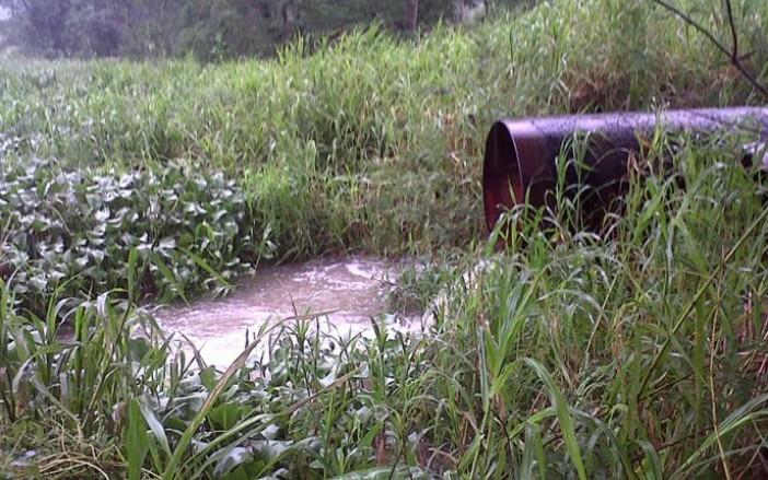 Contaminan criogénicas a laguna Limón (Tabasco)