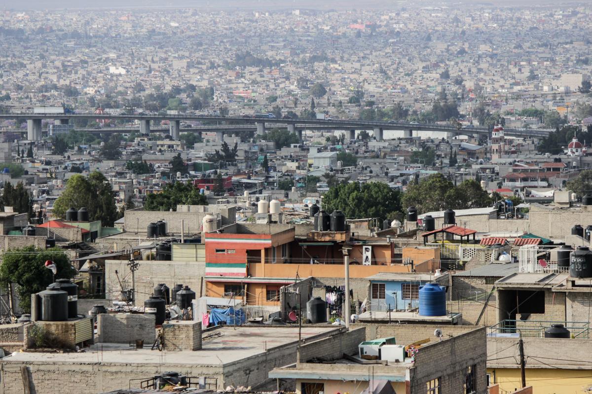 Cómo enfrentar el Coronavirus sin agua en la capital mexicana