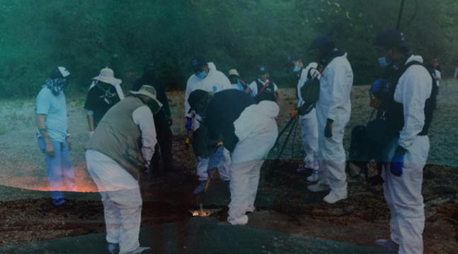 Colectivo de Puebla sí encontró a desaparecidos tras intervenir fosas clandestinas en Veracruz