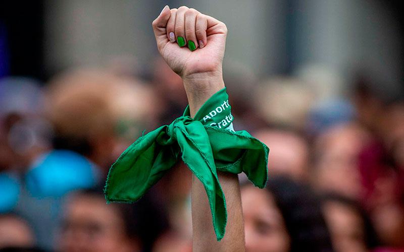 Colectivas de Querétaro repudian que despenalización de causales de aborto se discutan 'en lo oscurito'