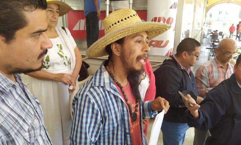 Colectivos veracruzanos exigen justicia por asesinato de Activista
