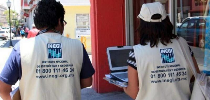 """""""Estamos expuestos"""": Renuncian encuestadores del Inegi en Yucatán por falta de insumos de prevención para el coronavirus; censo se hará en línea, anuncian"""