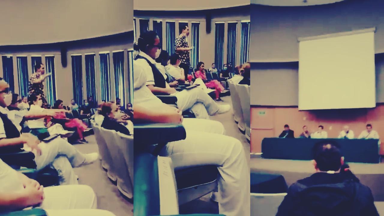 Médico del IMSS en San Luis Potosí denuncia que están cambiando diagnósticos de #COVID19