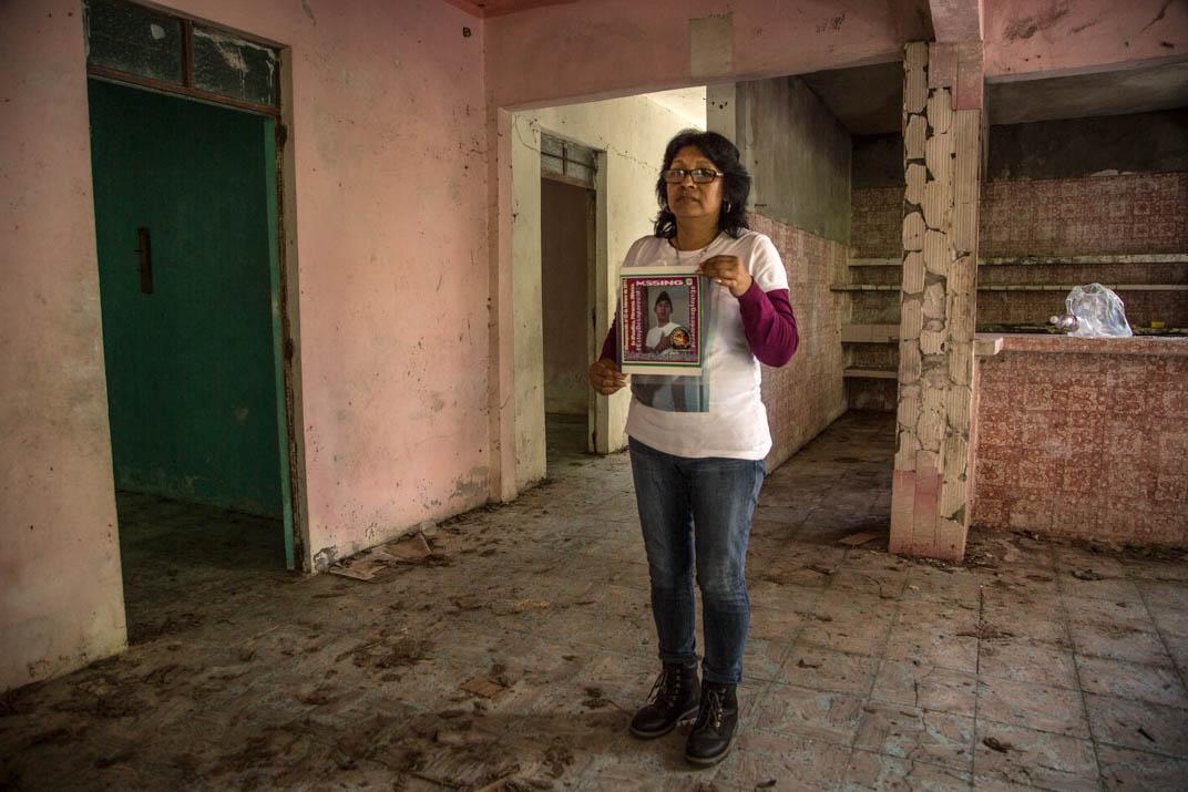 La Gallera: el rancho de Los Zetas donde brotan huesos (Veracruz)