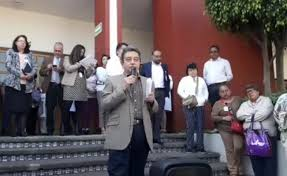 Personal del INER protesta por falta de protocolos ante Covid-19 (Ciudad de México)