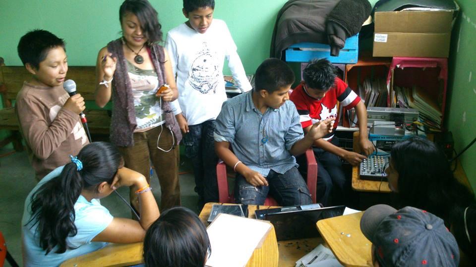 A fin de informar al pueblo sobre el Gasoducto Morelos nace Radio Comunitaria Zacatepec (Puebla)