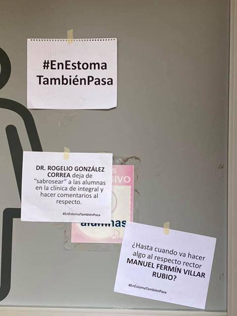Siguen denuncias por acoso en la UASLP; ayer Medicina, hoy Estoma