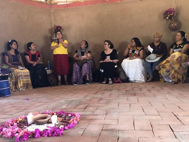Ni sumisas ni solas sino en comunalidad coinciden Mujeres Indígenas del Istmo (Oaxaca)
