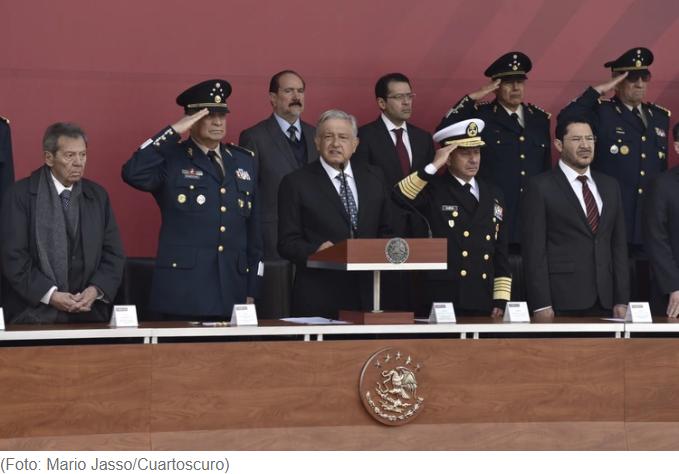 Los peligros de la militarización de la seguridad pública en México